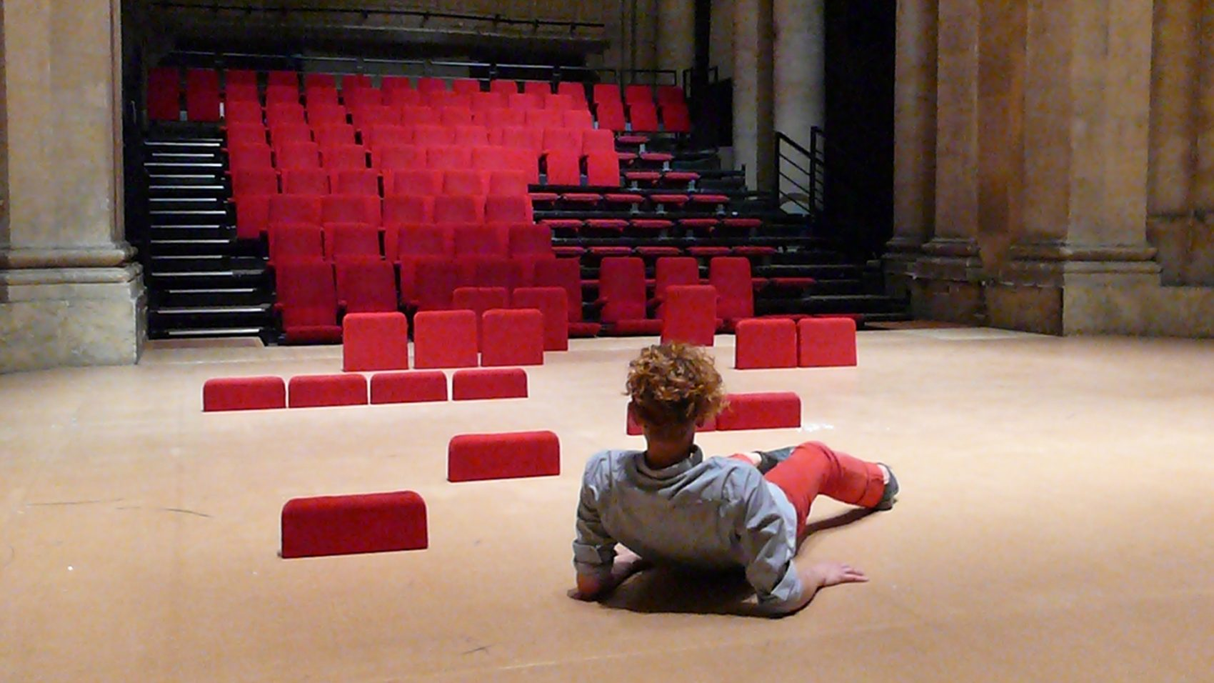 Nadia Lauro – River of seats - River of seats 2012