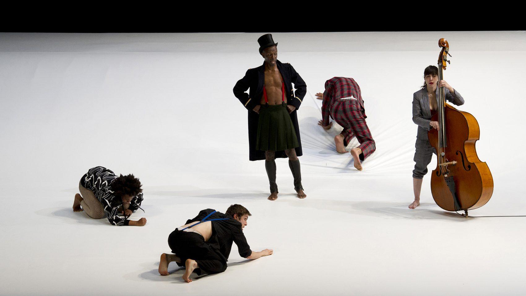 Nadia Lauro – La Page Blanche - La Page Blanche 2012
