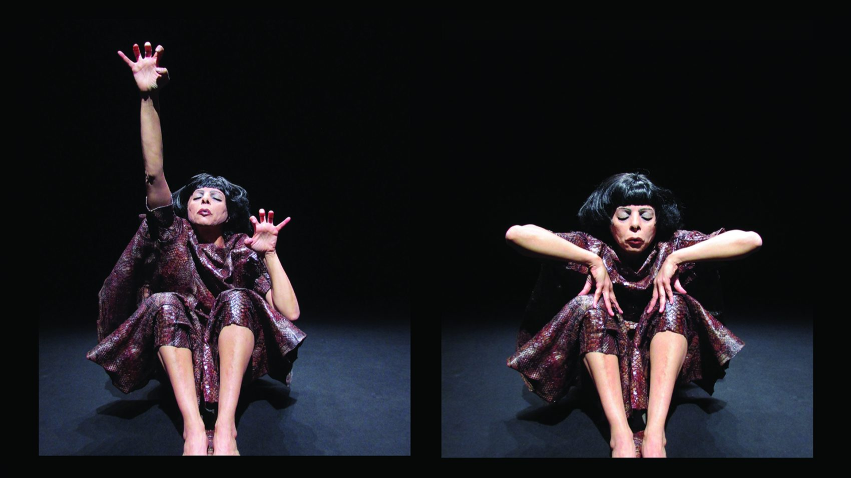 Nadia Lauro – Mue - Mue 2013