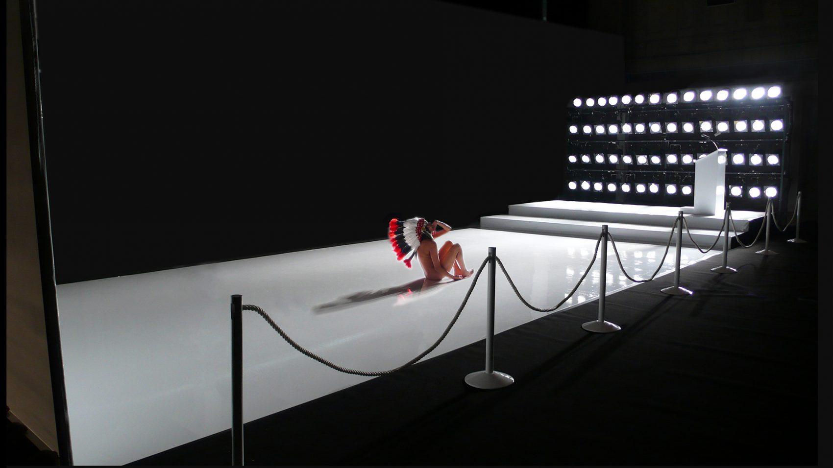 Nadia Lauro – Peau Blanche - Peau Blanche 2006
