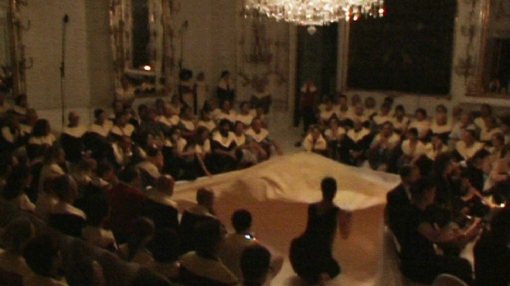 Nadia Lauro – Le troisième choeur - Le troisième choeur 2006