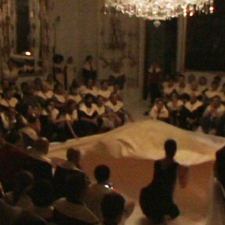 Le troisième choeur Orfeo e Euridice 2006