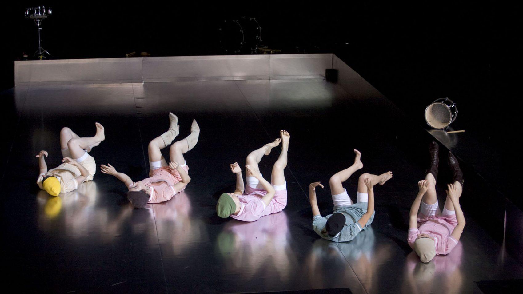 Nadia Lauro – Les Assistantes - Les Assistantes 2008