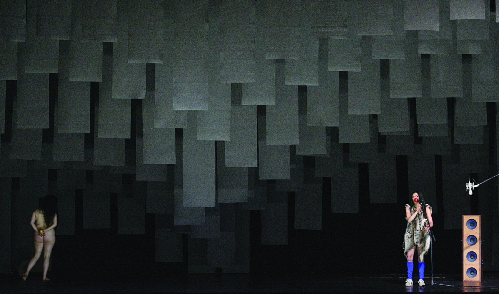 Nadia Lauro – La Grotte - La Grotte 2008