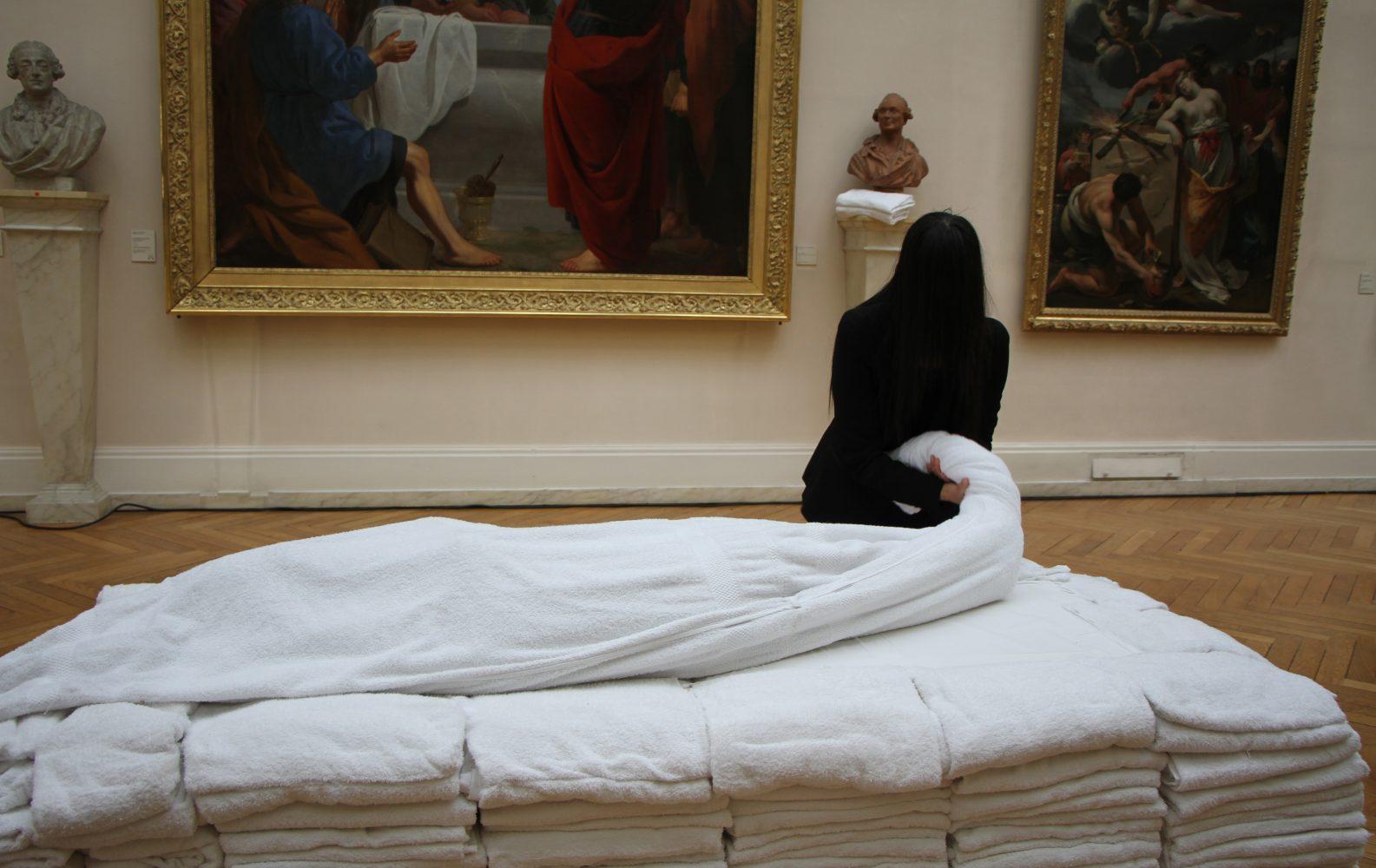 Nadia Lauro – Mille et un plis - Mille et un plis 2012
